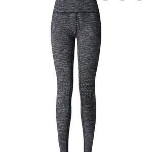 lululemon athletica Pants & Jumpsuits - Lululemon Wonder Under Coco Pique